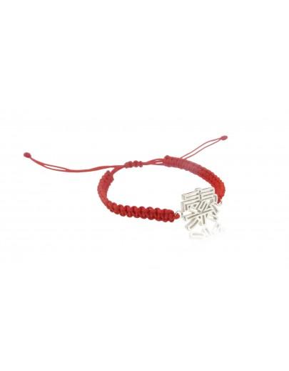 HK207~ 925 Silver  Sexy Rope Bracelet