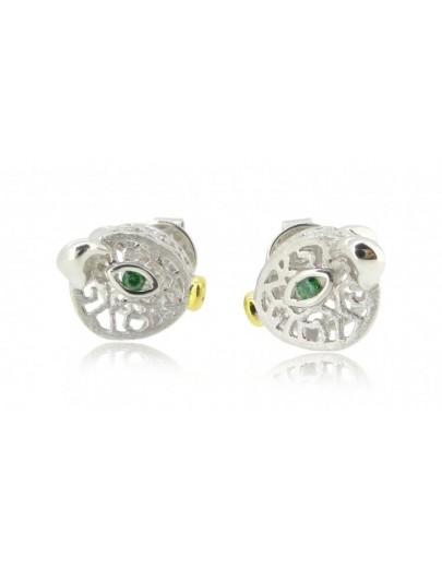 HK115~ 925銀豬年造型耳環