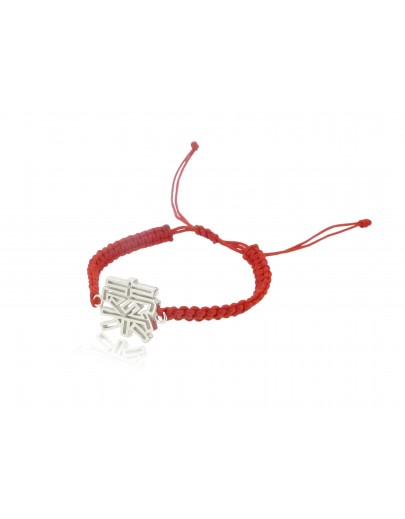 HK207~ 925銀  字手繩