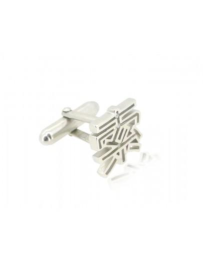 HK214~ 925銀字袖扣
