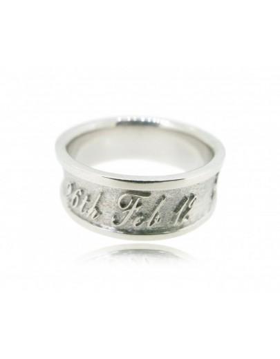 OD041~ 925銀情侶戒指