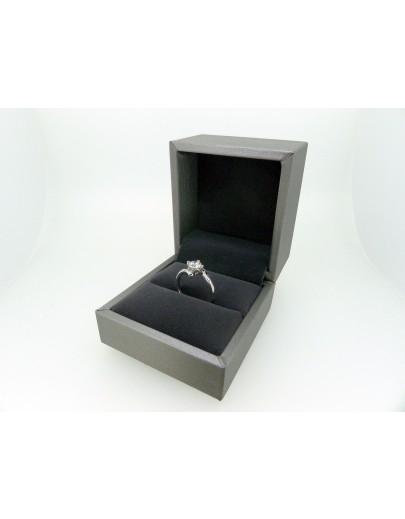 OD080~ 18KW 鑽石求婚戒指 (百力滋形)