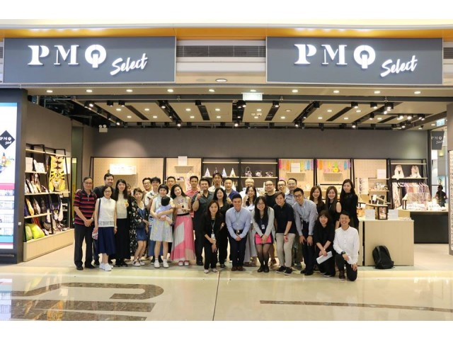 2018-7-12 PMQ Select at Hong Kong International Airport