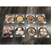 Dim Sum Coasters (8)