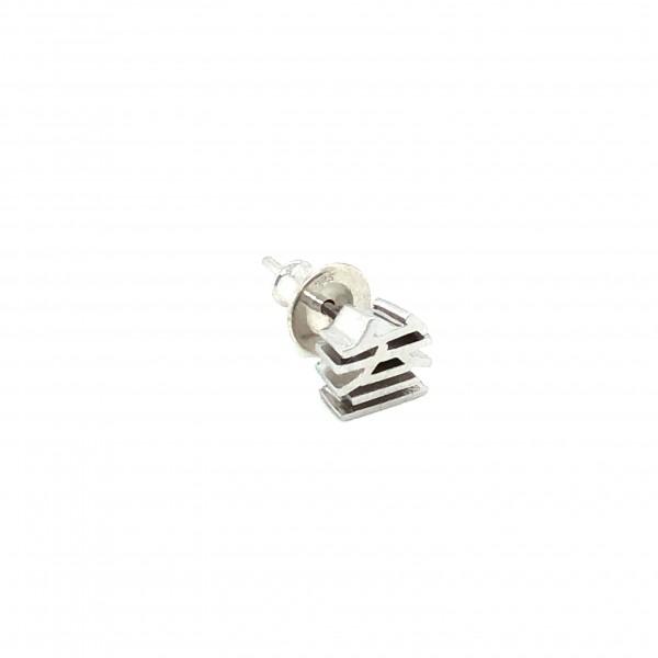 HK373~ 925 Silver <叁> Earring