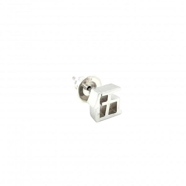 HK375~ 925 Silver <伍> Earring