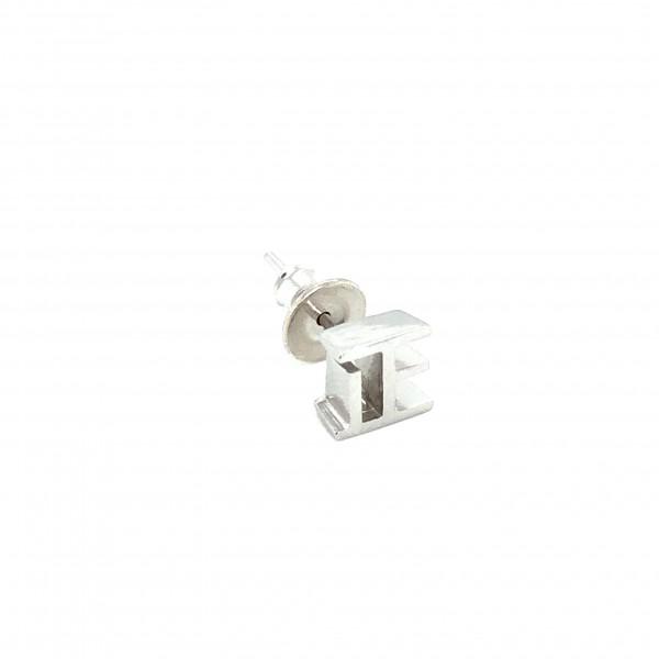 HK380~ 925 Silver <正> Earring