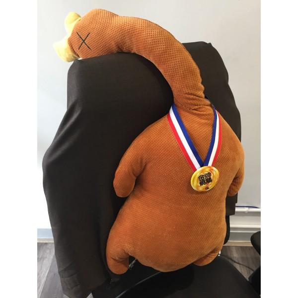 JS001~ Gold Roast Goose Cushion