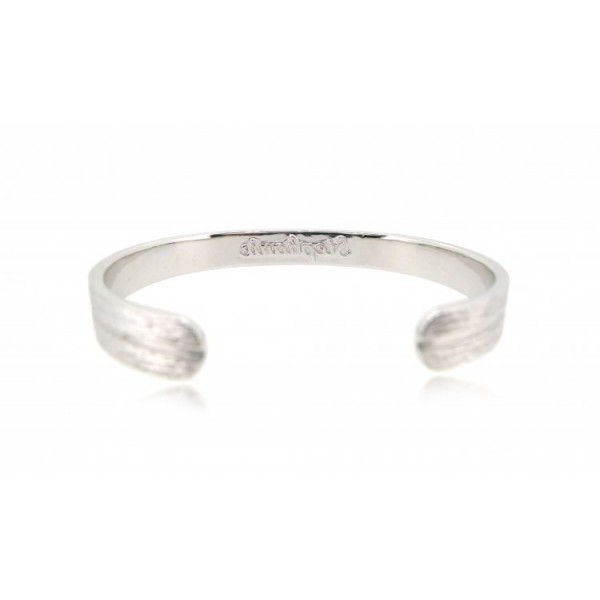 OD030~ 925 Silver Diamond Lover Bangles