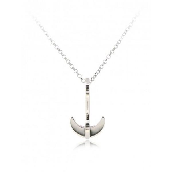 OD053~ 925 Silver HKUST Pendant