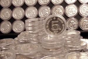 香港猿創5週年紀念銀幣